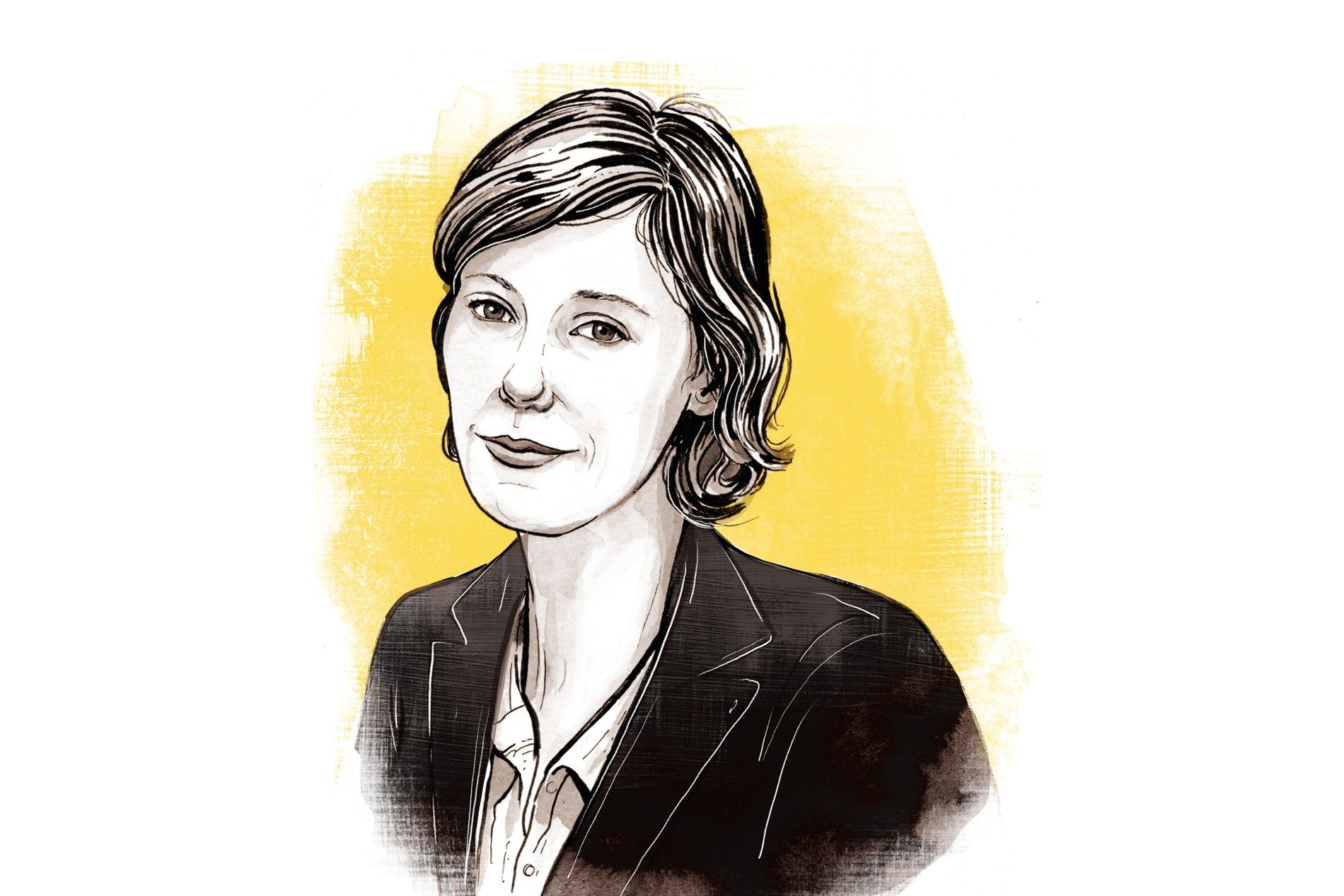 Joanna Kavenna.