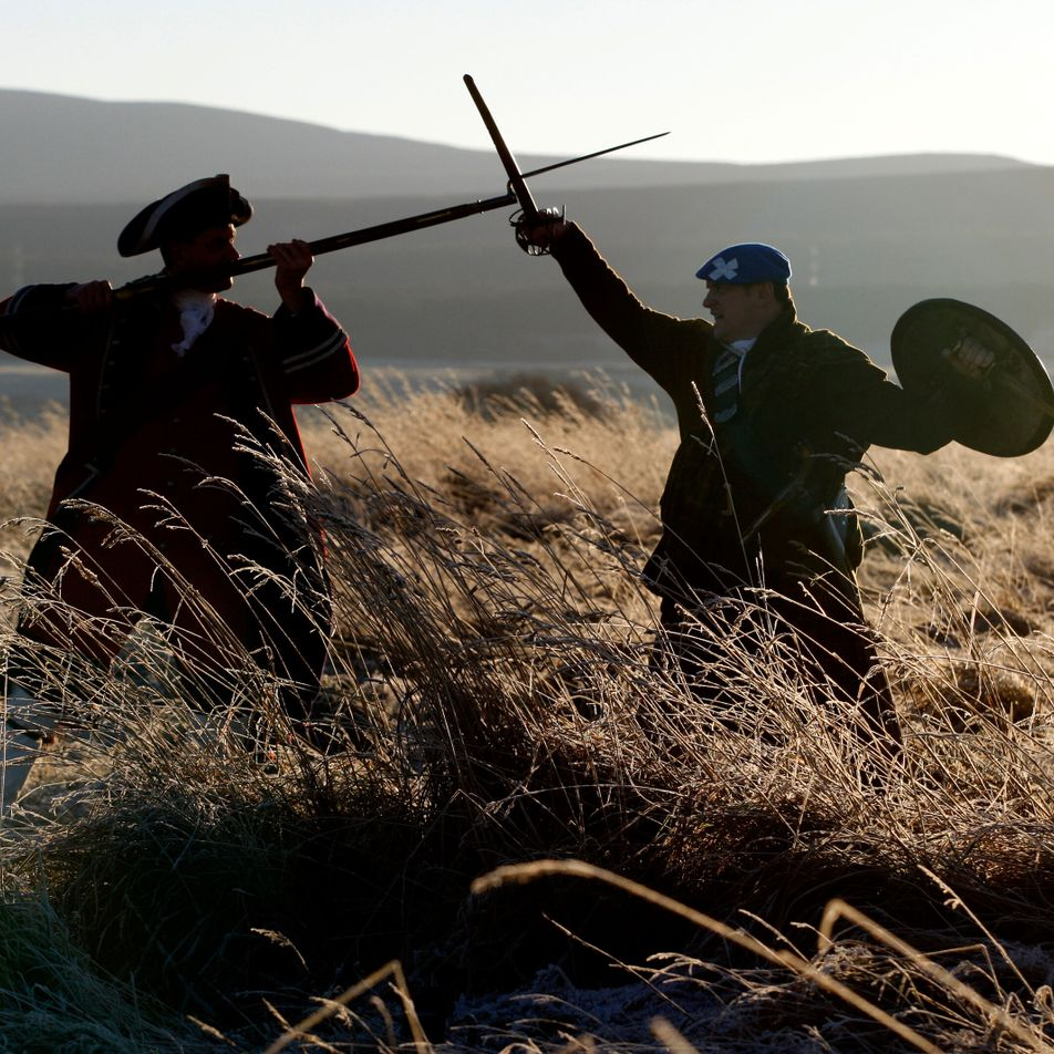The legacy of Culloden, the last pitched battle on British soil