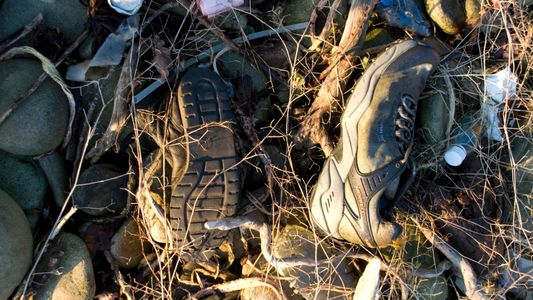 Your shoes are made of plastic. Here's why.