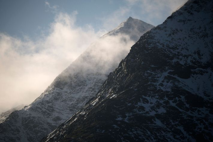 At 1085 metres, Snowdon (Yr Wyddfa in Welsh) is the highest mountain in Britain south of ...
