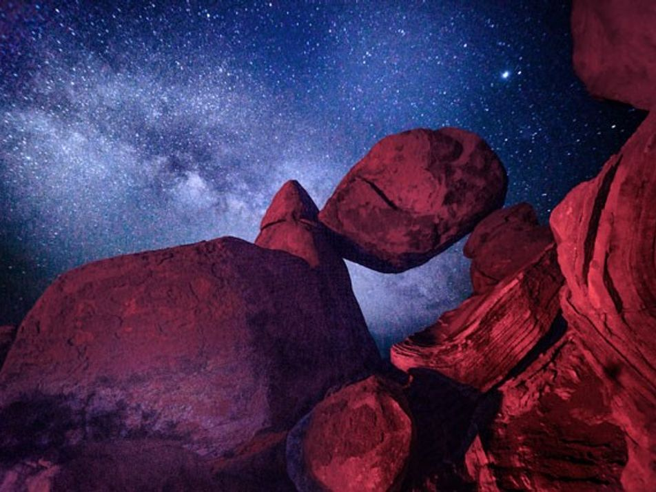 Stellar attractions in Big Bend
