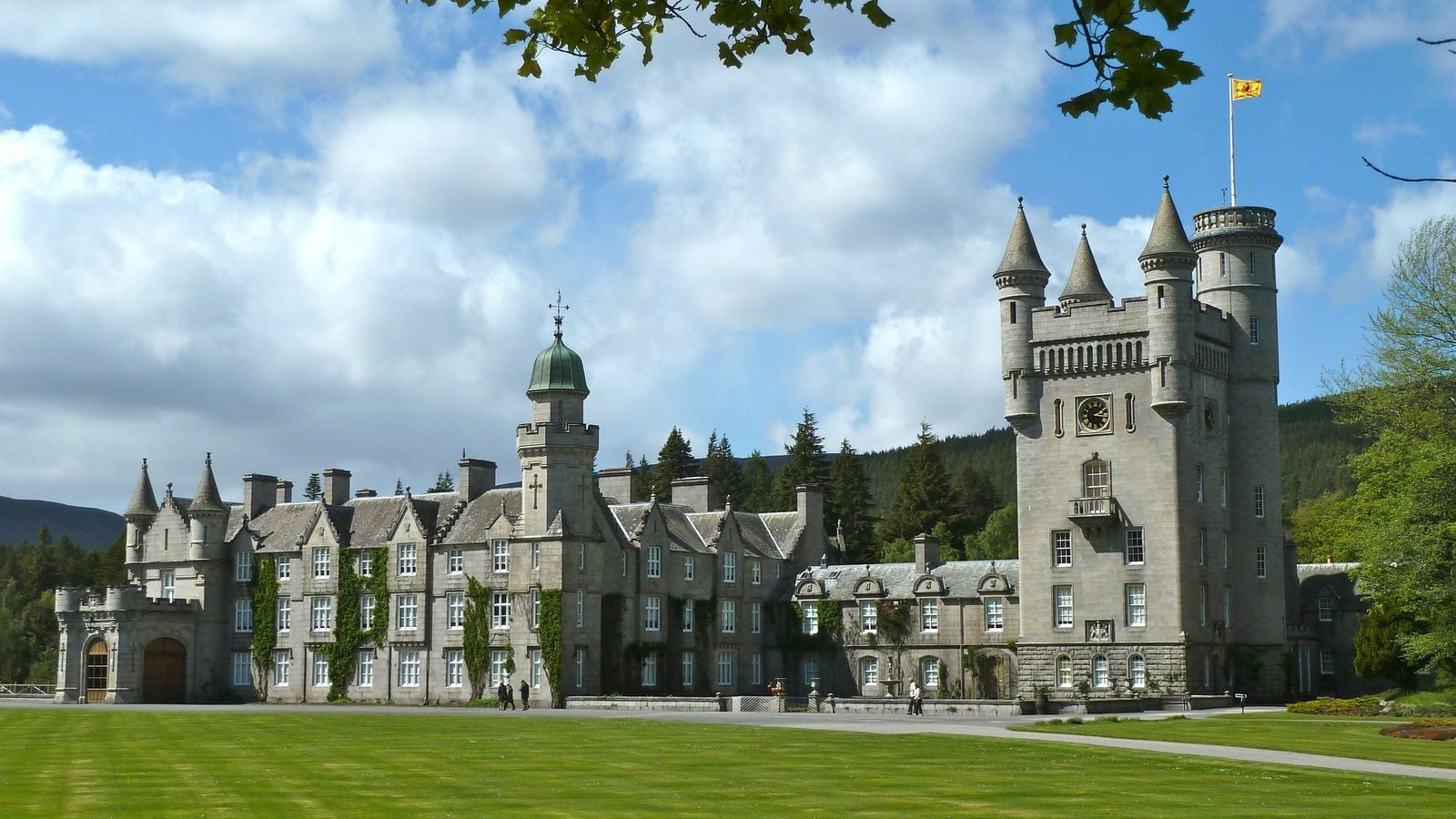 Balmoral Castle is one of Scotland's most impressive tourist destinations and can be found just off ...