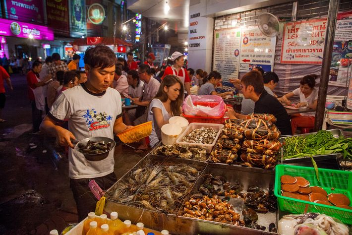 In April 2017, the Bangkok Metropolitan Administration announced a ban on street food, in an effort ...