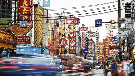 Sleep: Bangkok