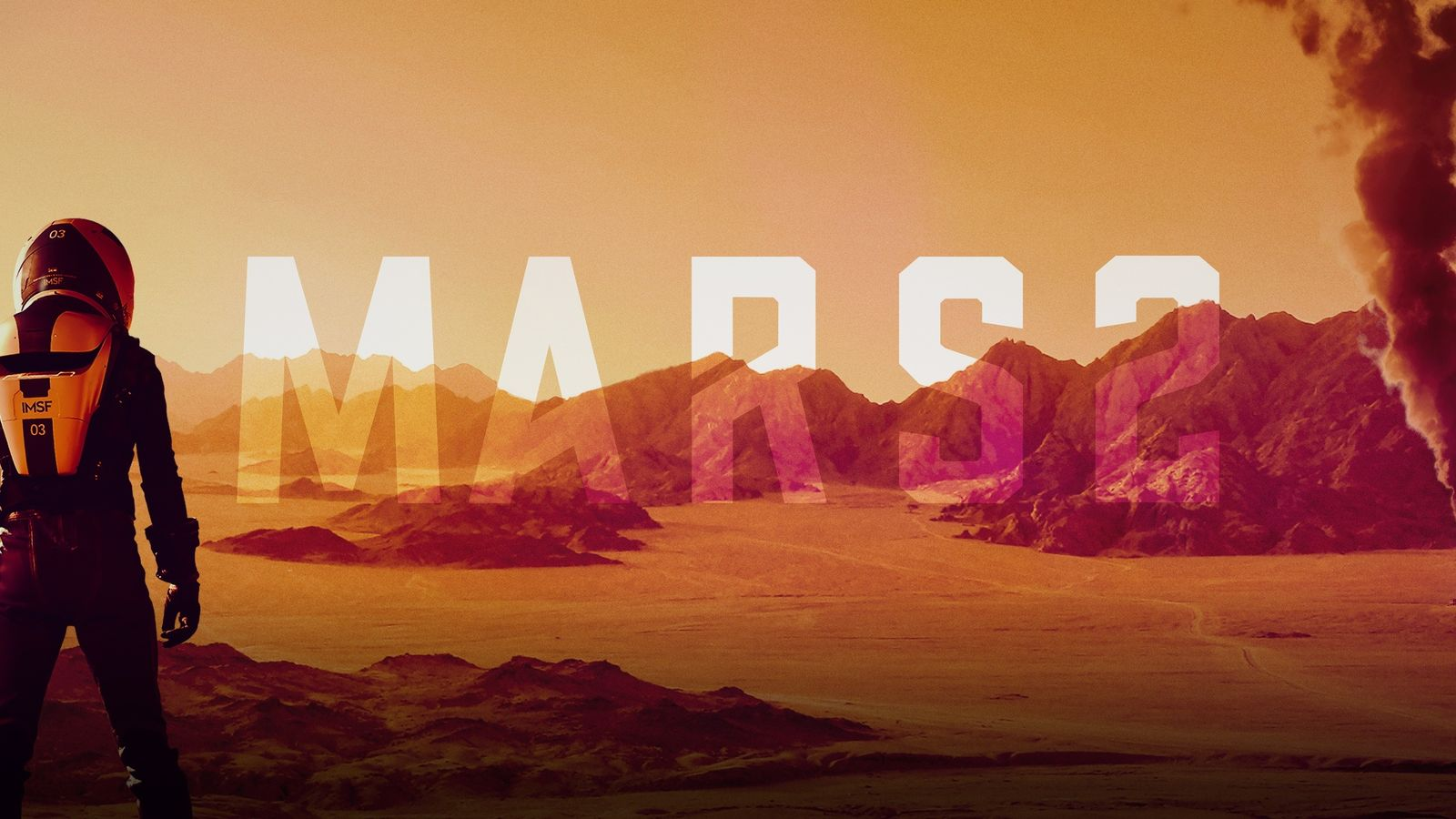 MARS 2 - It's now the year 2042