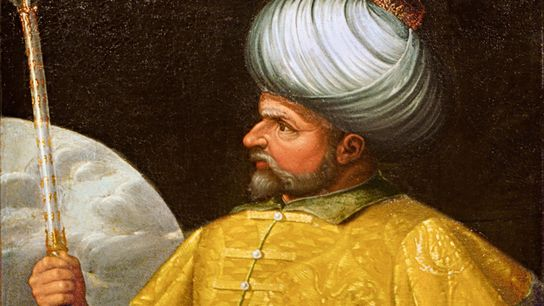Barbarossa, the feared corsair.