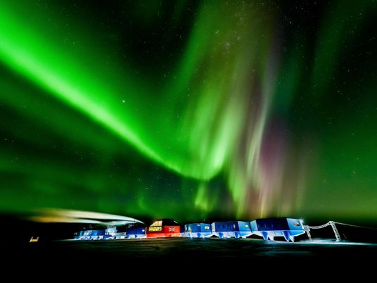 Isolation at the extreme: spending winter in Earth's most inaccessible research stations