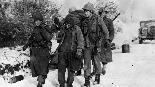 WWII veterans remember Hitler's 'last gamble'