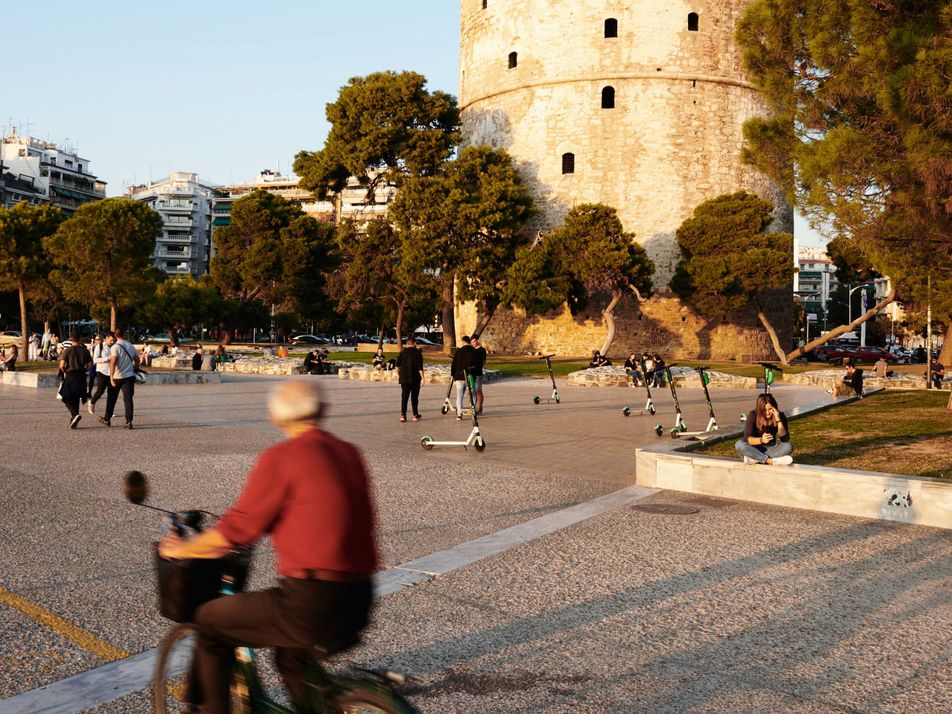 Breaking bread: on the trail of tradition in Thessaloniki