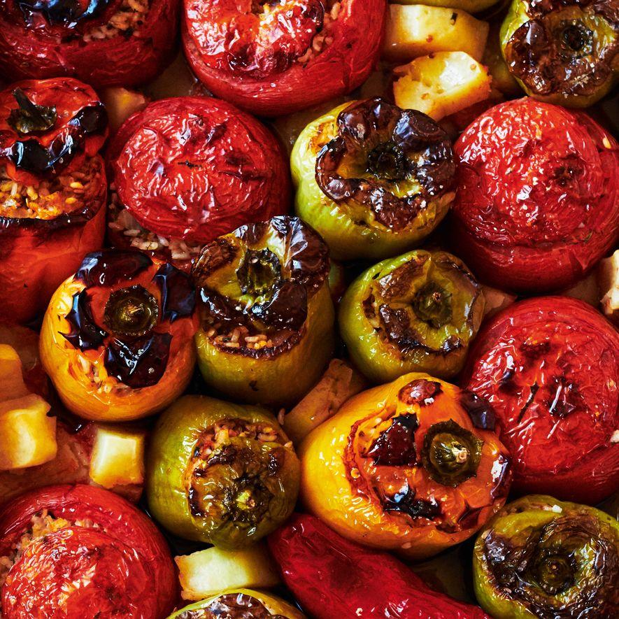 How to make it: Thomas Douzis' Gemista recipe