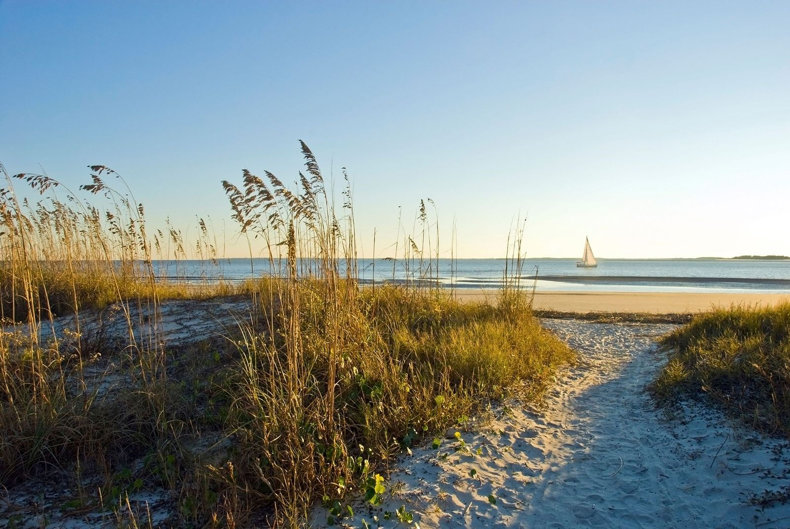 A mermaid's perfect day on Hilton Head Island