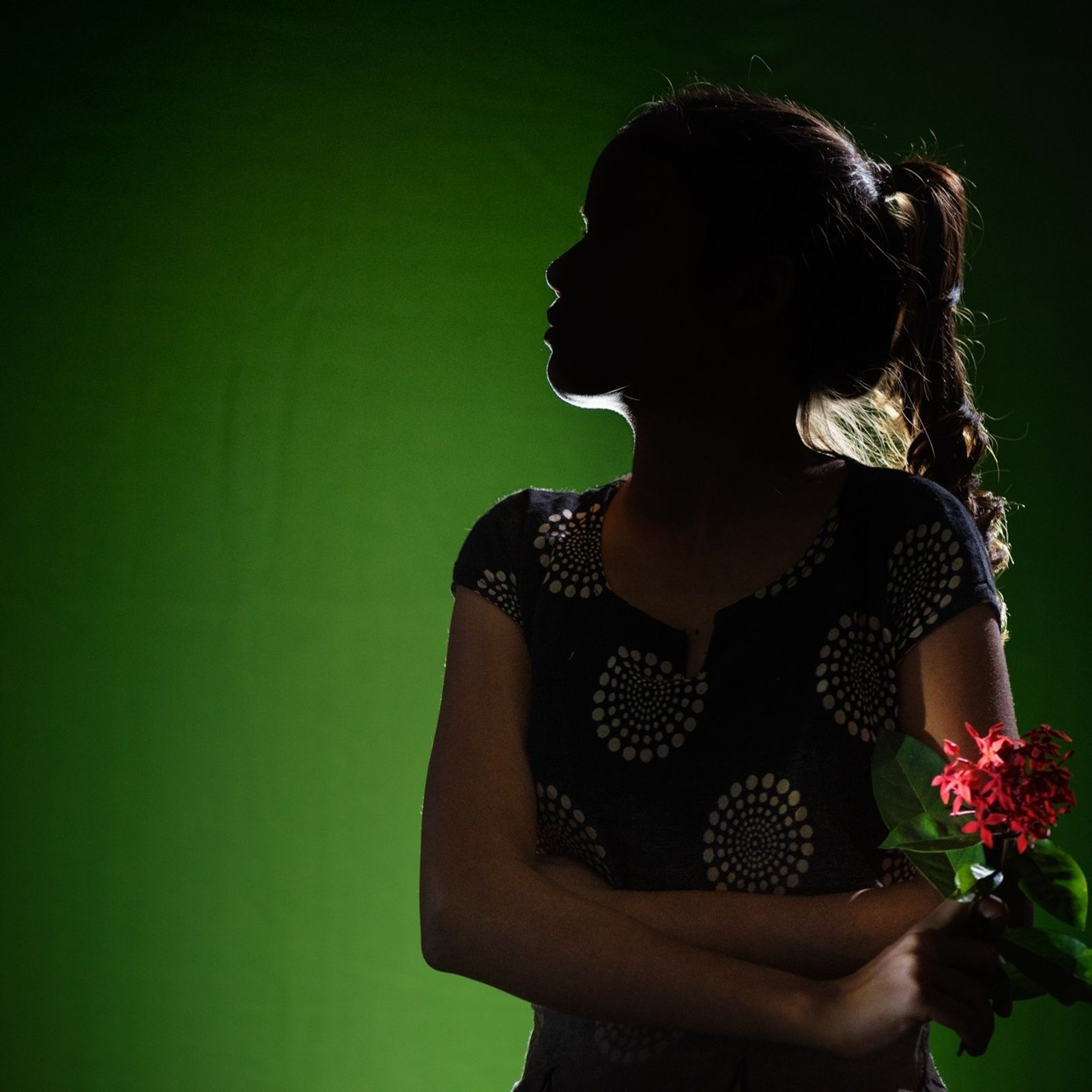 After a fight with her mother, R. left her home near Kolkata, one of India's largest ...