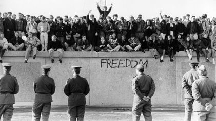 Why the Berlin Wall rose—and fell