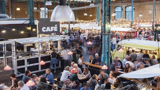 Eritrean beef and bubble waffles: discovering Berlin's street food scene at Markthalle Neun