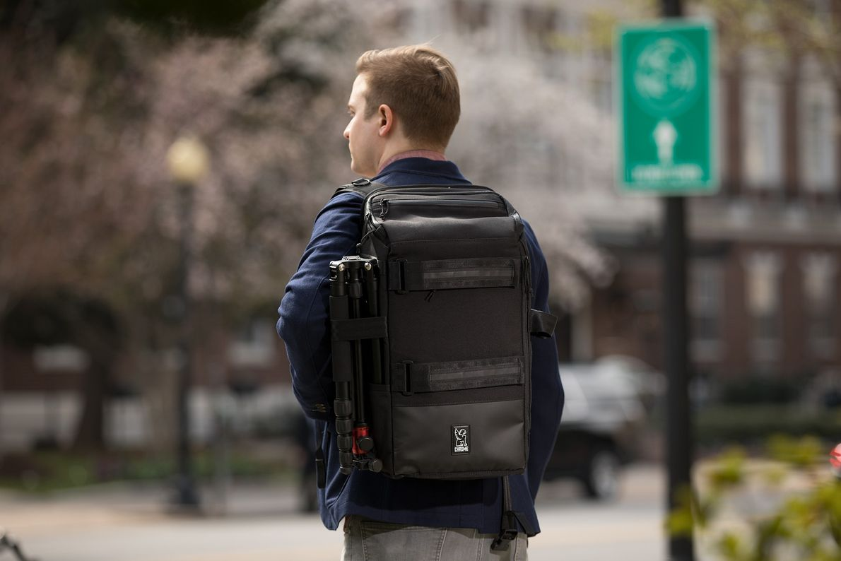 Chrome Industries:Niko F-Stop Camera Backpack