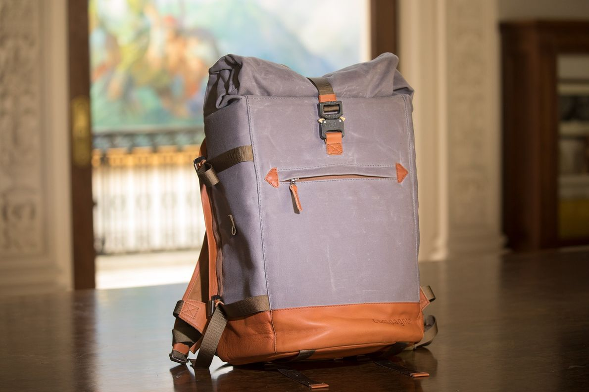 Compagnon: The Backpack