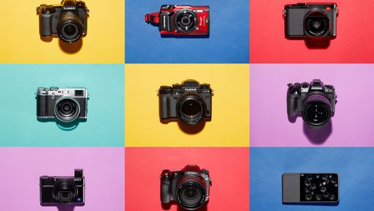 Best compact cameras for travel in 2019