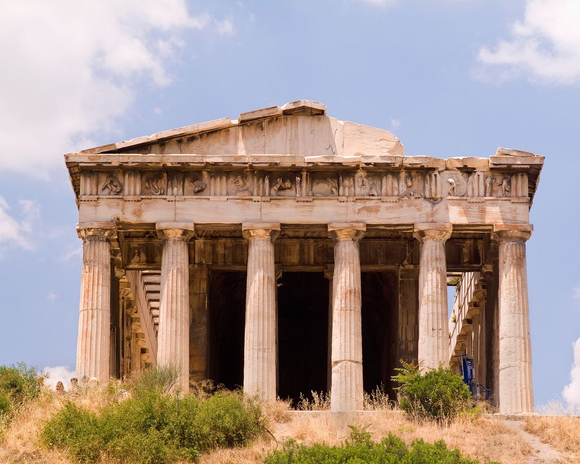 Athens: Agora