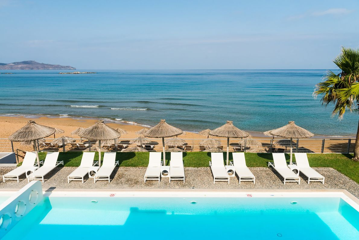 Crete: Ammos Hotel