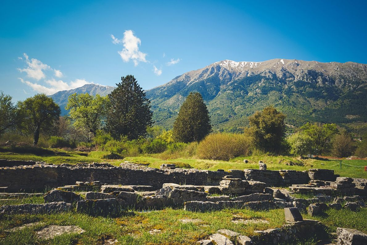 Epirus: Oracle of Zeus at Dodona