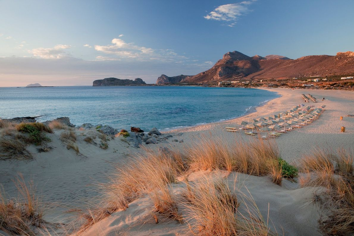 Crete: Falasarna