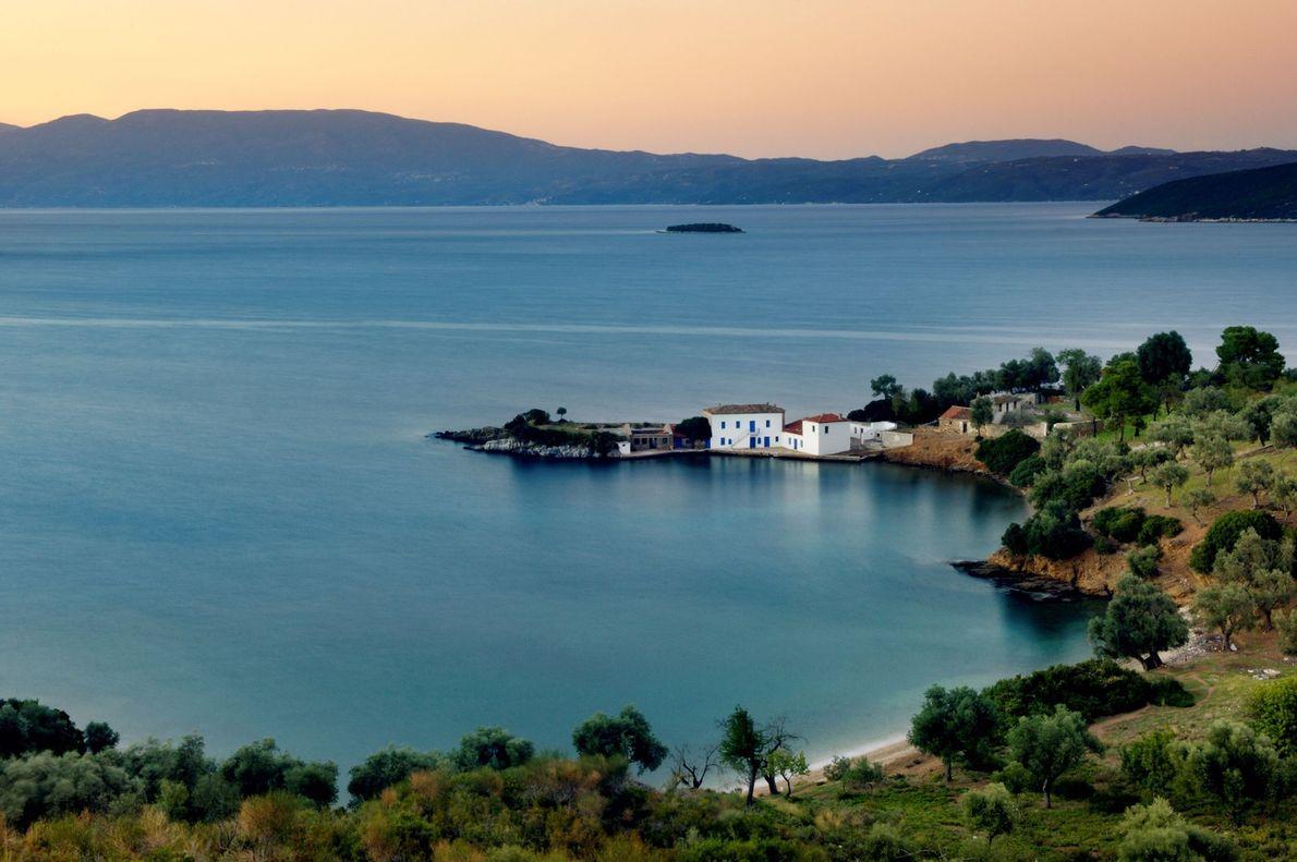 Pelion Peninsula: Papa Nero