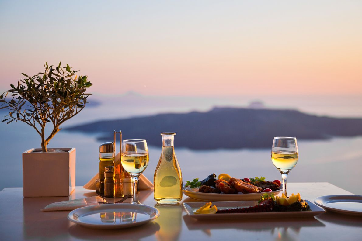 Santorini and Crete: Wine Country