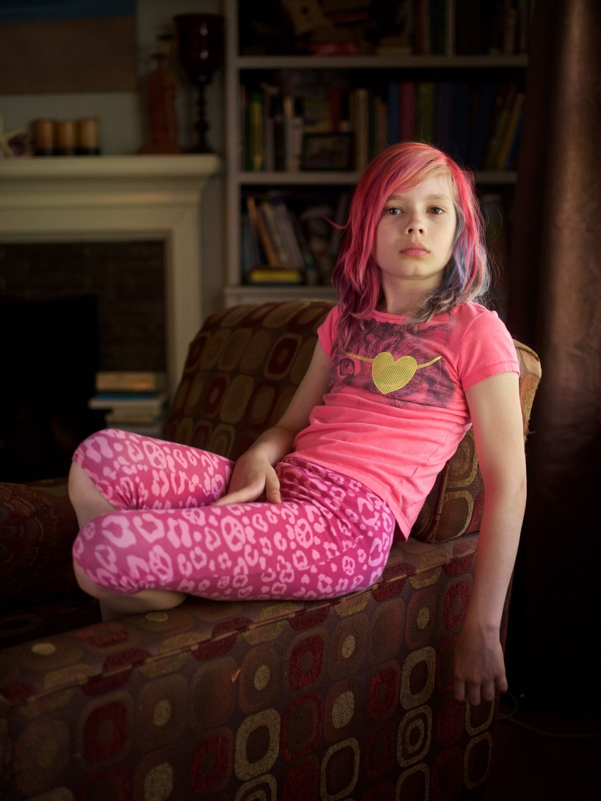KANSAS CITY, Missouri New Zealand-born photographer Robin Hammond, who has won recognition for his images of LGBTQ ...