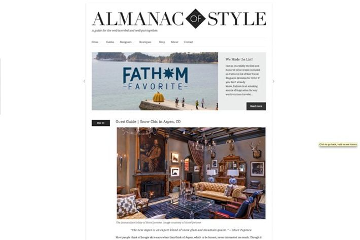 almanacofstyle.com
