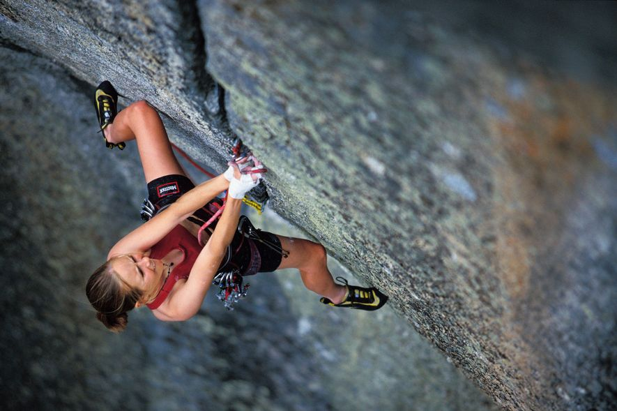 How this elite climber keeps finding new heights to explore