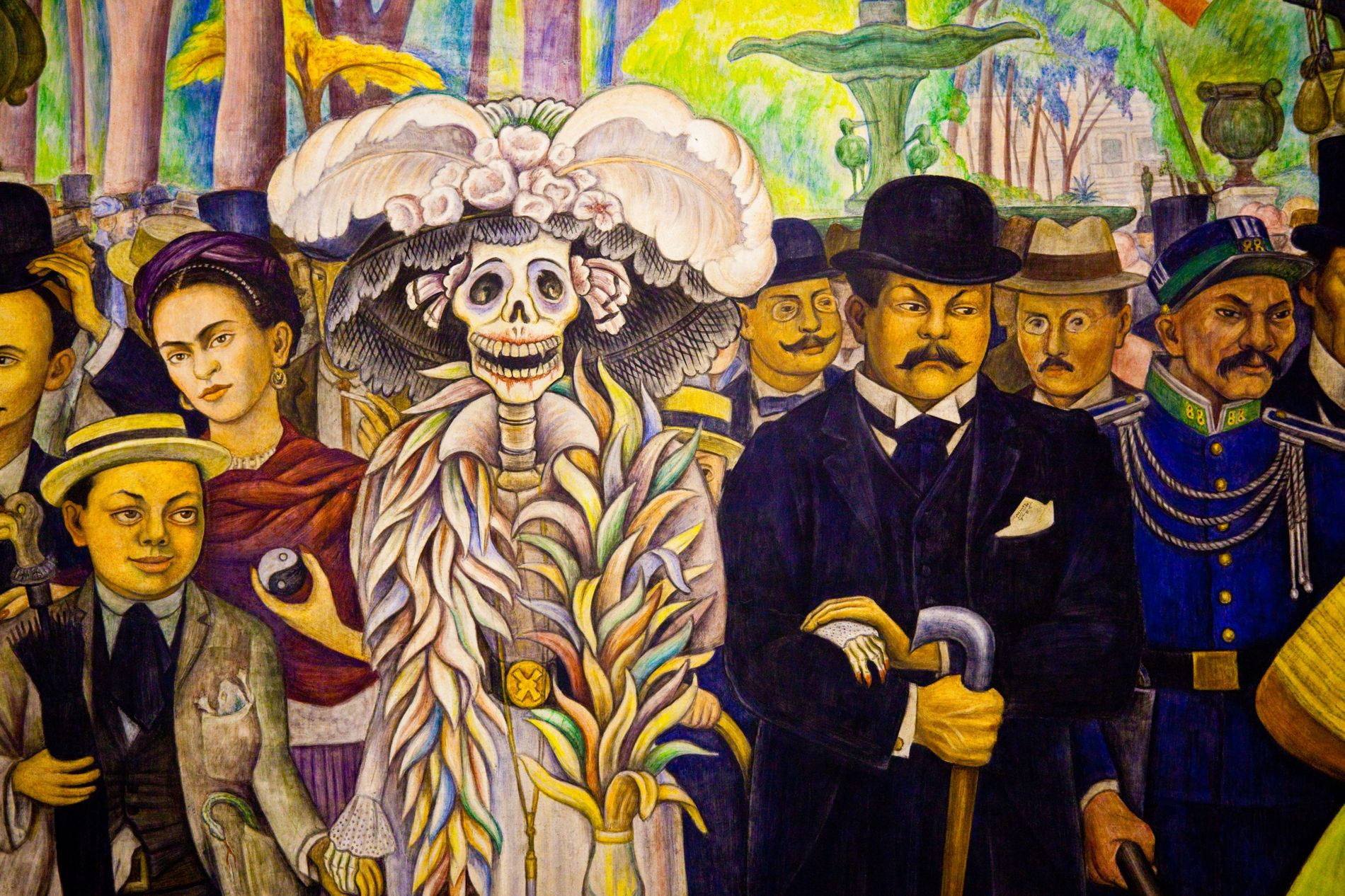 La Catrina Calavera: The dark history of Day of the Dead's immortal icon