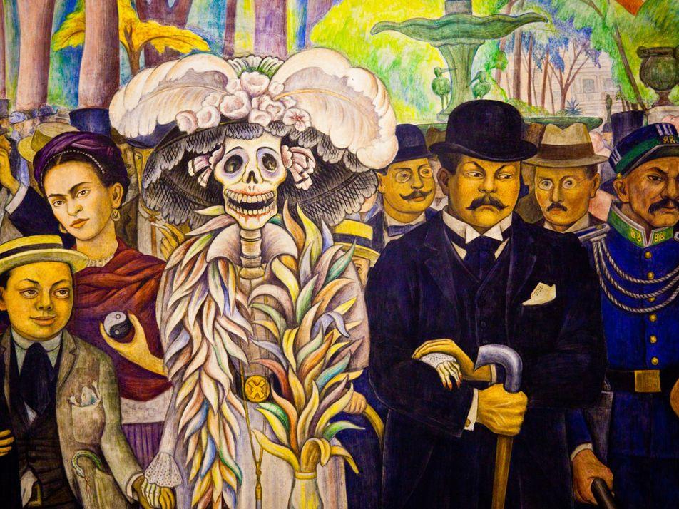 La Catrina Calavera: The dark history of Day of the Dead's immortal icon