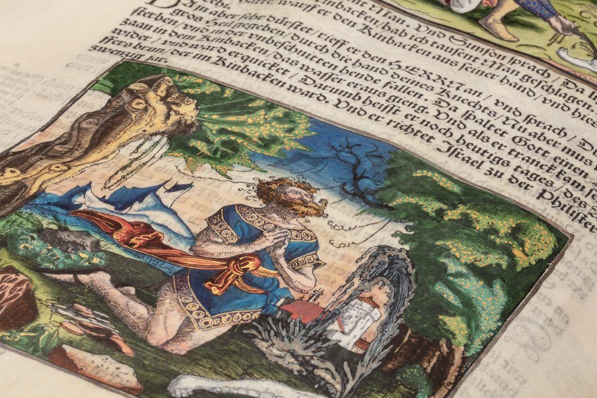 German translation of Old Testament, 1560.
