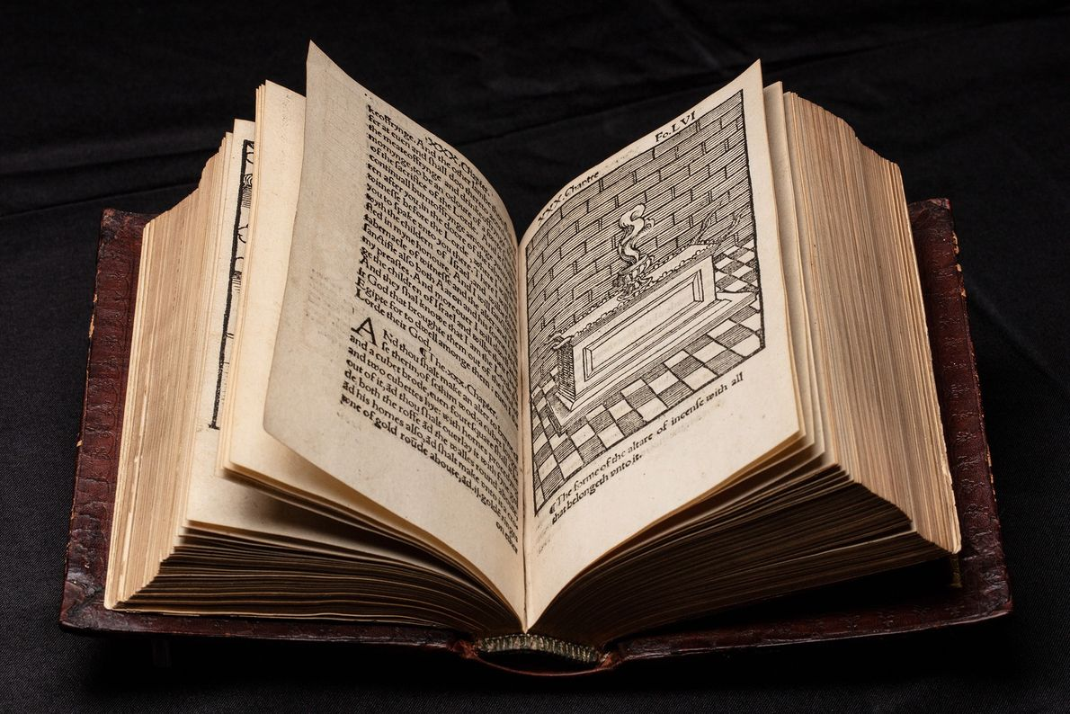 The Pentateuch, the first five books of the Bible, from 1530, translated into English by William ...