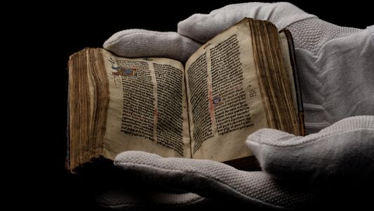 Inside the cloak-and-dagger search for sacred texts