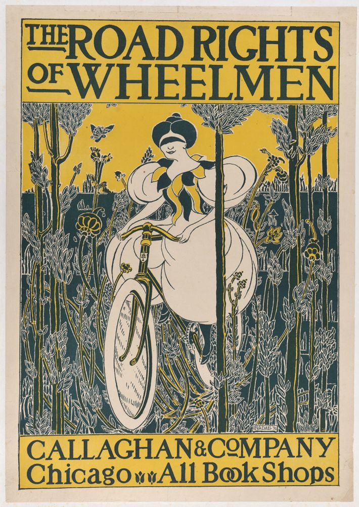The first book of its kind, The Road Rights of Wheelmen—written in 1895 by attorney George ...