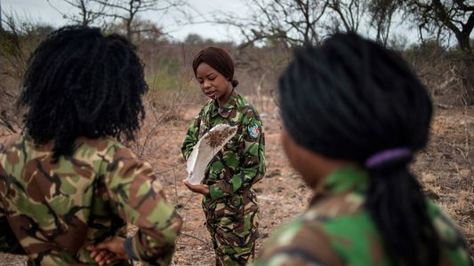 These Badass Women Are Taking on Poachers—and Winning