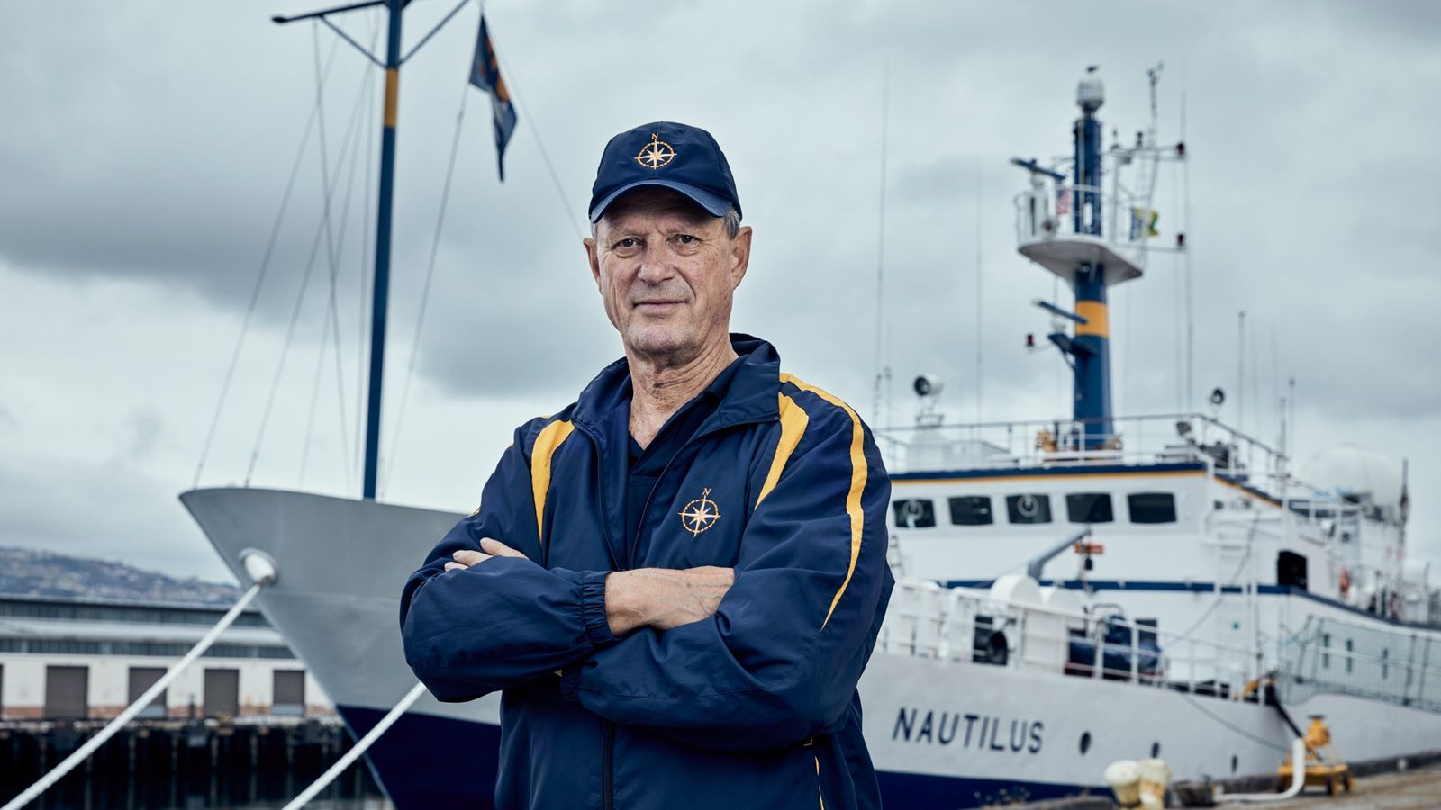 Best known for his 1985 discovery of the Titanic, Robert Ballard will bring his proven undersea ...