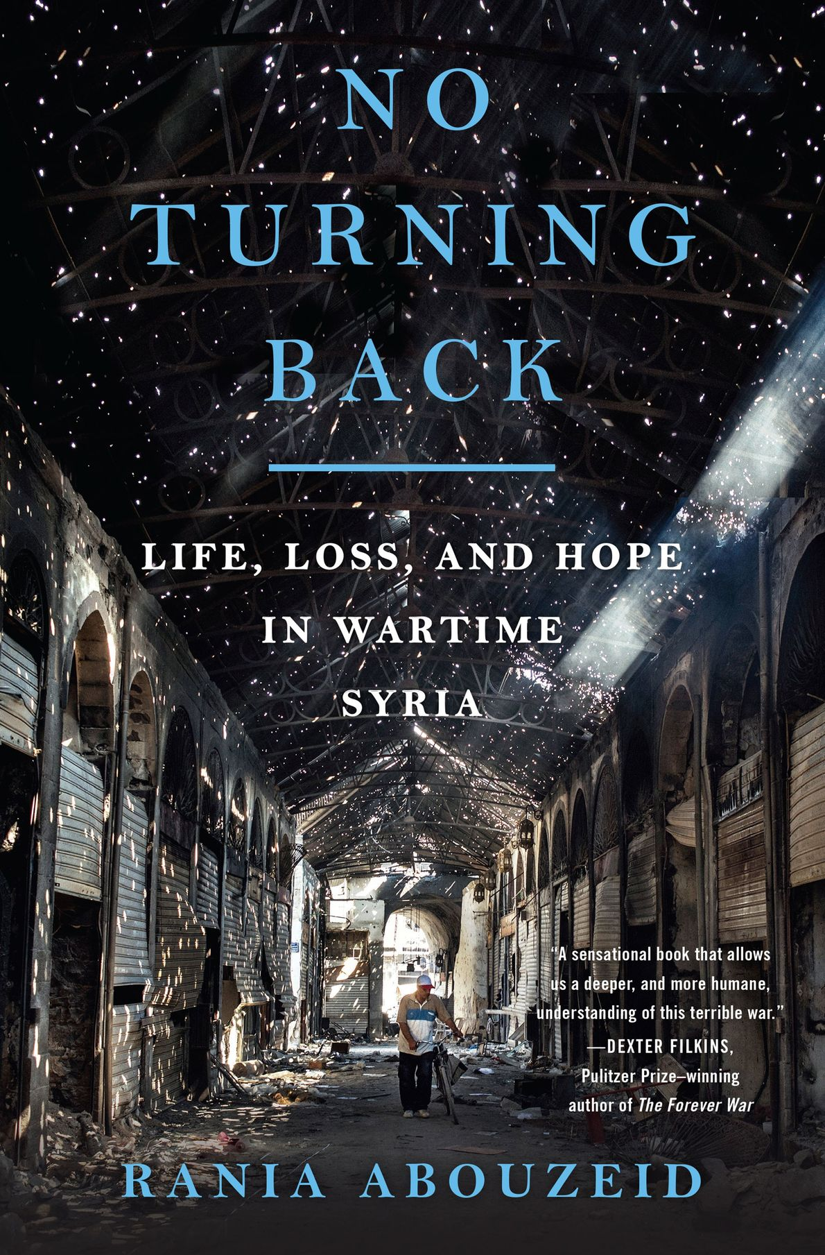 Cover art for No Turning Back