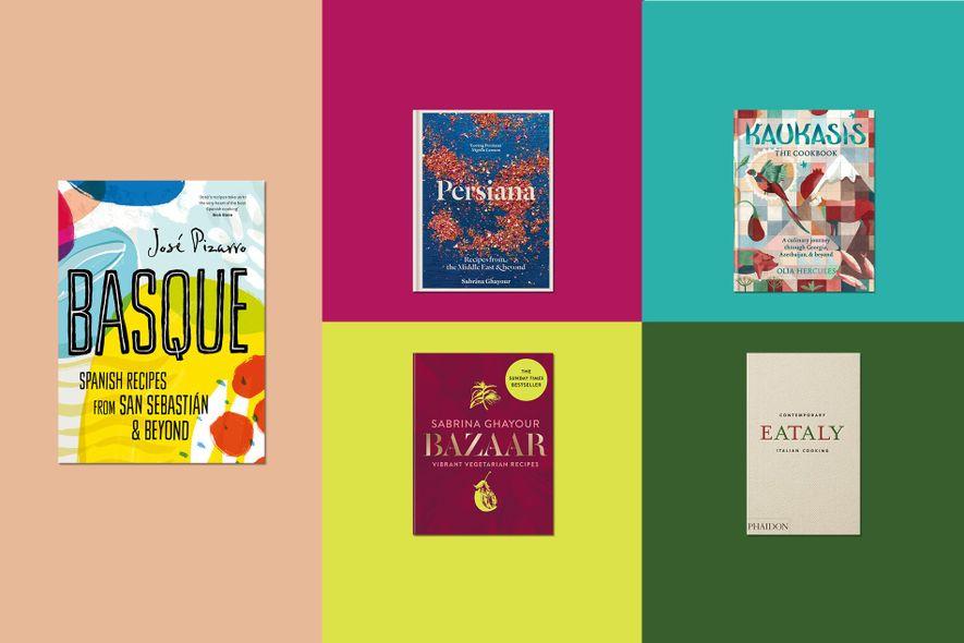 Our editors' favourite global cookbooks