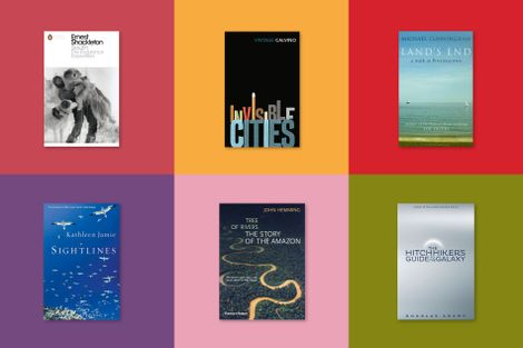 Hay Festival 2019:  speakers' favourite travel books