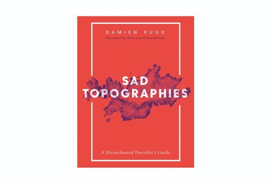 Sad Topographies book cover.