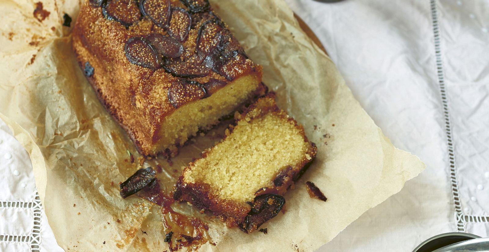 How to make it: Georgina Hayden's caramelised fig semolina loaf