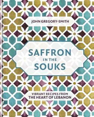 Saffron in the Souks cover