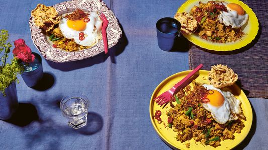 Three Indonesian recipes from Lara Lee's Coconut and Sambal cookbook