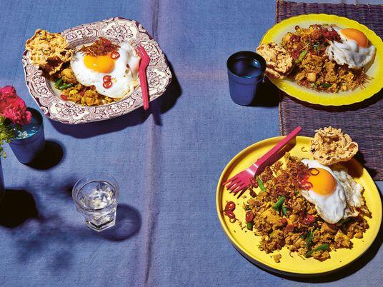 Three Indonesian recipes from Lara Lee's Coconut and Sambal cookbook