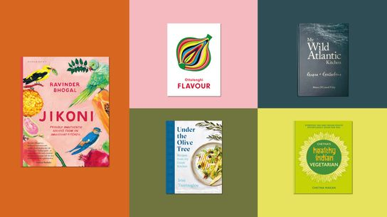 Global influences abound in five exciting, new cookbooks.