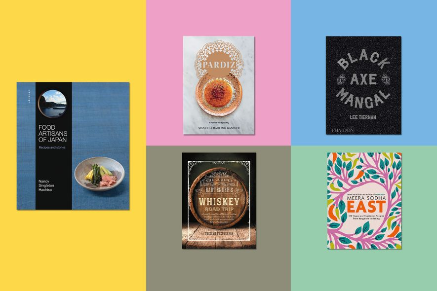 From Japan to Iran: the best new cookbooks