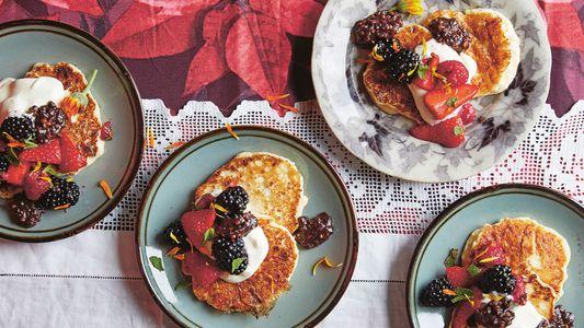 Three recipes from Zuza Zak's new book, Amber & Rye