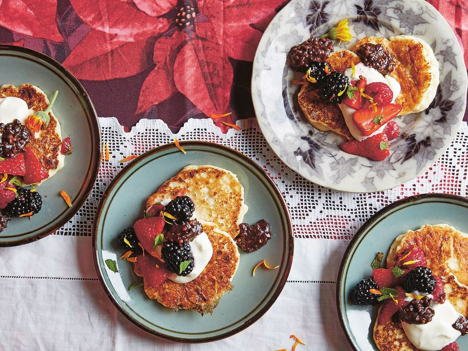 Five recipes from Zuza Zak's new book, Amber & Rye